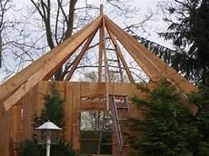 Spitzdach Selber Bauen - wir bauen eine grillh 252 tte grillkota pavillon teil 3 das
