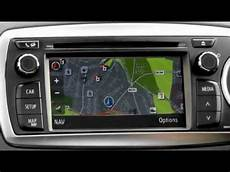 Toyota Touch Go How To Use Sat Nav Features