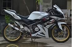 Modifikasi Rr by 50 Gambar Modifikasi Kawasaki Rr Versi Lama
