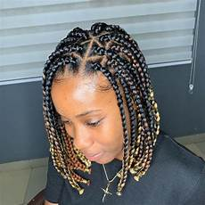 25 elegant bob braids hairstyle to get fresh appearance