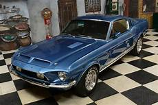 1968 ford shelby mustang gt500kr matching numbers