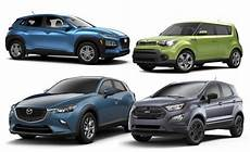 10 Cheapest New Suvs Of 2018 Best Cheap Crossovers