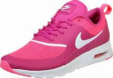 nike air max thea w shoes pink white