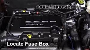 Fix Antifreeze Leaks 2011 2014 Chevrolet Cruze  2013