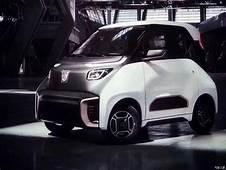 Baojun E200 Electric Microcar From China  Small Cars Club