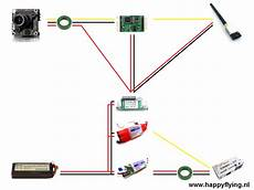 fpv wiring diagram vtx vrx osd lc filter happy flying