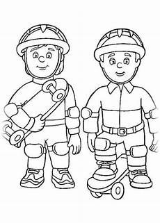 Ausmalbilder Kostenlos Ausdrucken Feuerwehrmann Sam Malvorlagen Zum Drucken Ausmalbild Feuerwehrmann Sam