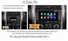 for suzuki grand vitara 2005 2011 radio android 5 1 car