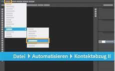 kontaktabzug erstellen adobe photoshop tutorials