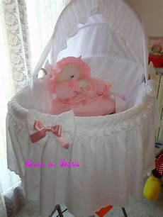 rivestimenti culle per neonati il baule magico dei lavori rivestimenti per culle in vimini
