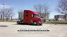 2020 volvo truck 860 2020 volvo vnl 860 lone mountain truck leasing