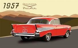 57 Chevy Truck Wallpaper  WallpaperSafari