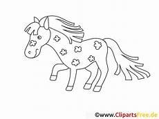 pferdeausmalbilder kostenlos