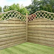 5 11 x 5 11 waltons prague wooden garden fencing panels