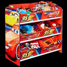 Cars Kinderzimmer Möbel - disney cars kinderregal regal aufbewahrung kiste kinder