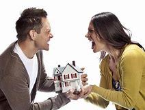 как при разводе делится кооперативная квартира