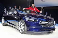 Sitzprobe Buick Avista Wird Das Der Neue Opel Calibra
