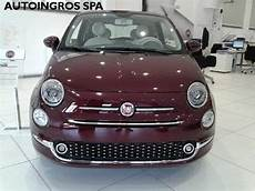 sold fiat 500 1 2 69 lounge km0 re used cars for sale
