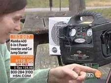 Mamba 400 6 In 1 Power Inverter And Car Jump Starter  YouTube