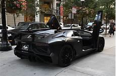 lamborghini aventador sv roadster pris 2017 lamborghini aventador sv roadster lp 750 4 sv stock 06309 for sale near chicago il il