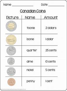 money worksheets grade 1 canadian 2167 free canadian coins counting money sheets money math teaching money canadian money