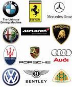 Car Logos European Marques Vector Logo Daquan