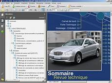 manuel de reparation automobile pdf gratuit mercedes w203 revue technique manuel reparation ebay