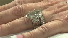 12 carat diamond rings lost in 8 tons of trash cnn video
