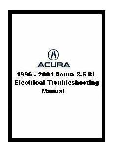 hayes auto repair manual 2001 acura rl head up display 1996 2001 acura 3 5 rl electrical troubleshooting manual