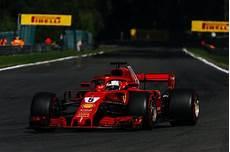 Grand Prix De Belgique 2018 Vettel Triomphe Des Ardennes