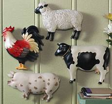 pigs accents bringing charming country home themes humor modern interior decorating cow kitchen decor country farm animal wall decor cow