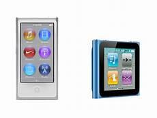 ipod nano generationen ipod nano 7th generation vs ipod nano 6th generation