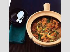 clay pot chicken_image
