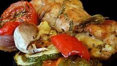 pollo asado con verduras youtube