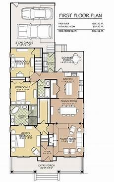 house plans for narrow lots on lake judson creek 1st narrow lot house plans reasonable