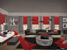 wohnzimmer rot grau living rooms black search living rooms
