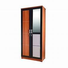 Home Klik Lemari Baju jual harga lemari pakaian minimalis 2 pintu sliding murah