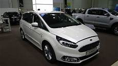 2018 ford s max vignale exterior and interior autotage