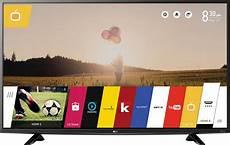 43 zoll smart tv lg 43uf6409 led fernseher 108 cm 43 zoll 2160p 4k