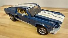 Lego 10265 Ford Mustang Creator Expert Features