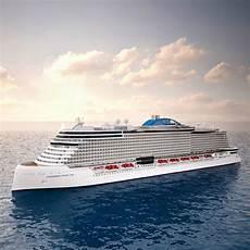 cruise line unveils quot project leonardo quot