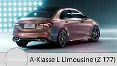 Mercedes A Klasse L Limousine Z177 Die Langversion