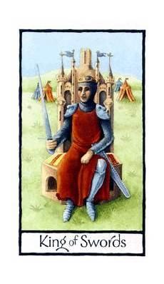 Königin Der Schwerter - tarot bedeutung orakelkarten net