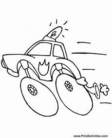 free colouring pages of cars free clip