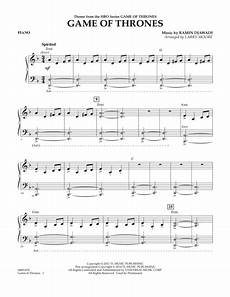 download game of thrones piano sheet music by ramin
