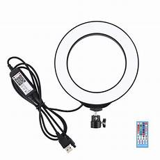 Puluz Pu502b Inch 20cm Dimmable Ring by Continuous Lighting Puluz Pkt3075b 6 2 Inch 16cm Usb