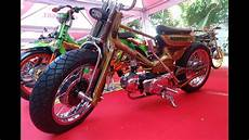 Modifikasi Honda C70 Chopper by 81 Modifikasi Motor C70 Chopper Terkeren Kucur Motor