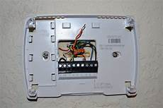 i am trying to wire a honeywell rth3100c to a rheem ac furnace rbhk 024j8sue the wires