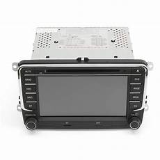 7 inch 2 din car dvd player radio gps stereo for vw