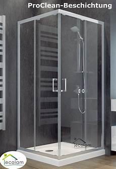 Duschkabine Duschabtrennung Glas Transparent Struktur